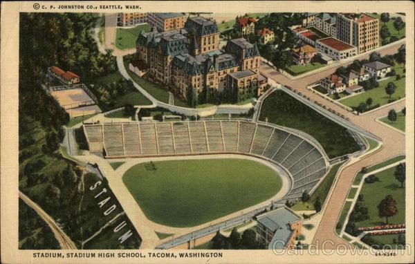 Stadium Stadium High School Tacoma Wa