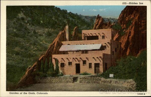 hidden inn garden of the gods colorado springs co. Black Bedroom Furniture Sets. Home Design Ideas