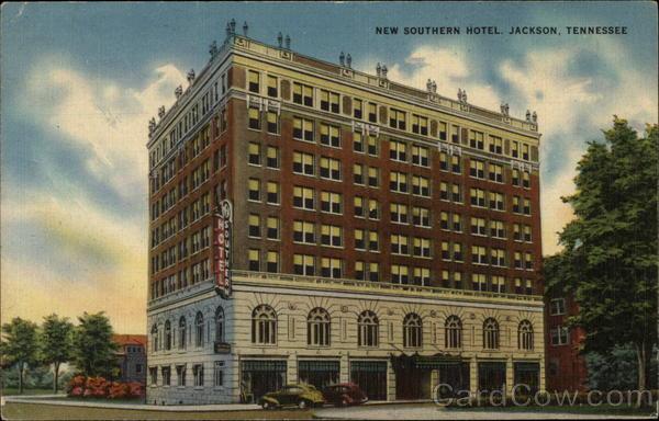 New Southern Hotel Jackson Tn