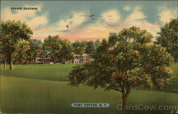 Parade Grounds Fort Trotten New York