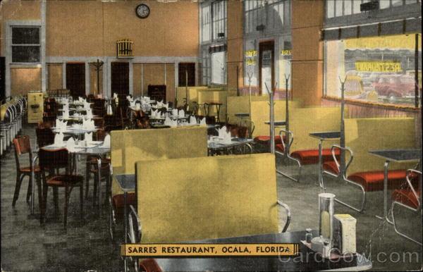 Sarres Restaurant