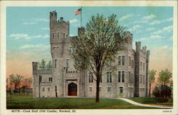 Cook Hall (Old Castle)