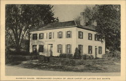 Mansion House, Joseph Smitt Residence