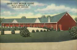 Cave City Motor Court
