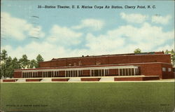 Station Theater, U. S. Marine Corps Air Station