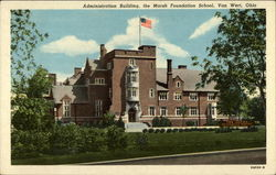 Administration Building, the Marsh Foundation School