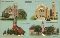 Amarillo Churches
