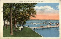 Shoreline, Lake Lawn