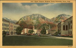 Upper Campus, Brigham Young University