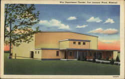 War Department Theater