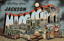Greetings from Jackson