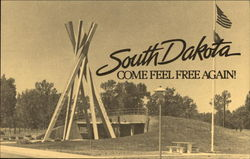 South Dakota - Come Feel Free Again!