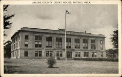 LeFlore County Court House