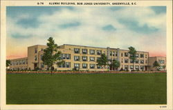 Alumni Building, Bob Jones University