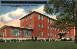 Elizabeth R. Pardee Memorial Hospital