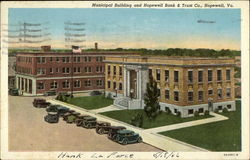 Municipal Building and Hopewell Bank & Trust Co