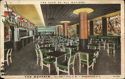 The Mayfair - The Cafe of All Nations