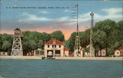 U.S. Coast Guard Station, Channel Piers