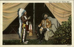 "Chief Iron Tail and ""Buffalo Bill"""
