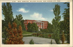 Boys' Dormitory, Milligan College