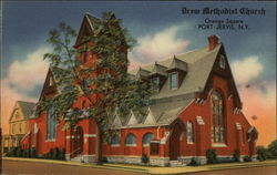 Drew Methodist Church, Orange Square