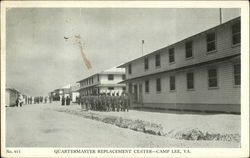 Quartermaster Replacement Center