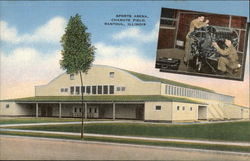 Sports Arena, Chanute Field