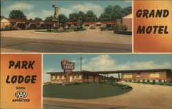 Grand Motel & Park Lodge
