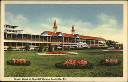 Grand Stand at Churchill Downs