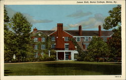 James Hall, Berea College