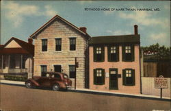 Boyhood Home of Mark Twain