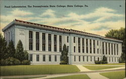 Pond Laboratories, The Pennsylvania State College