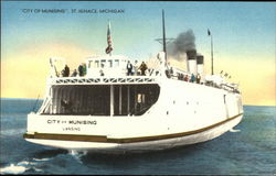 """City of Munsing"" Ferry"