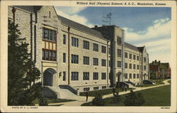 Willard Hall (Physical Science) K.S.C