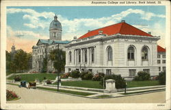 Augustana College and Library