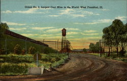 Orient No. 2, Largest Coal Mine in the World