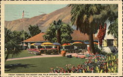 Front Terrace, the Desert Inn