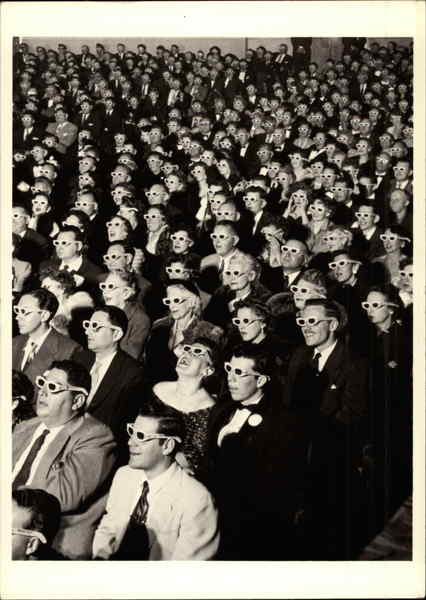 3-D Moview Viewers, 1952 J. R. Eyerman Photographic Art
