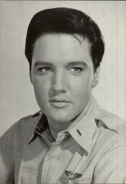 Kissin' Cousins - Elvis Presley Celebrities