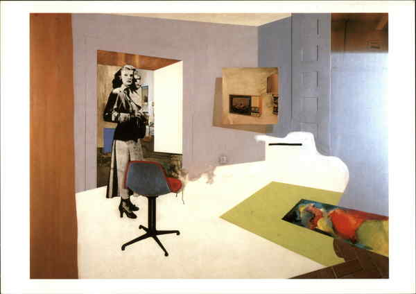 Interior II Richard Hamilton Modern