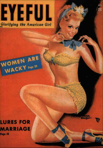 Pin-Ups - Women are Wacky Advertising Reproductions