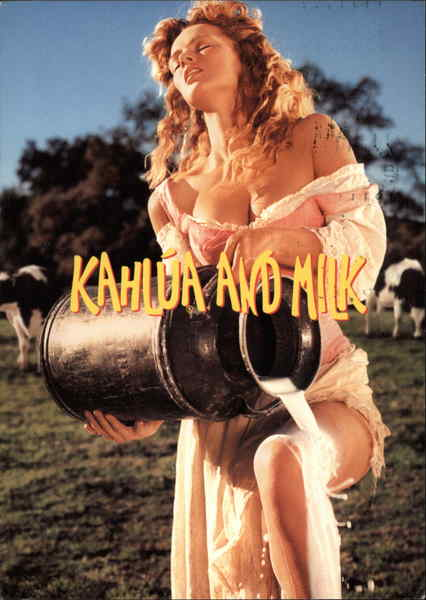 Kahlua and Milk Modern (1970's to Present)