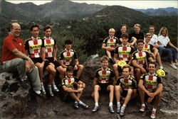 The 1993 Saturn Cycling Team