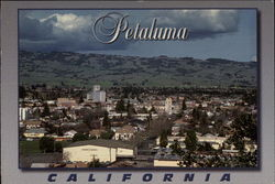Petaluma, Sonoma County, California