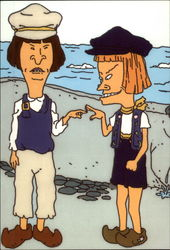 Pull My Finger Beavis and Butthead