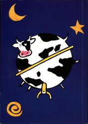 The Planet Cow