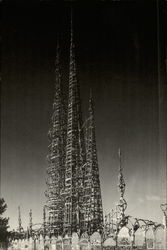 Watts Tower, 1921-45, Los Angeles, CA