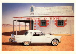 Thunderbird in front of Birdsville Hotel