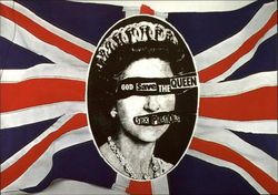 Sex Pistols / God Save the Queen