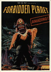 "MGM presents ""Forbidden Planet"" Amazing!"